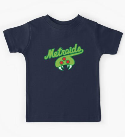 THE METROIDS Kids Clothes