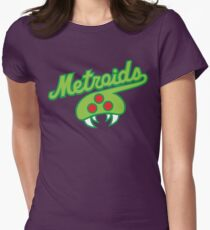 THE METROIDS Women's Fitted T-Shirt