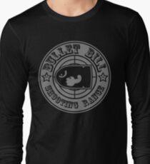 BULLET BILL SHOOTING RANGE Long Sleeve T-Shirt