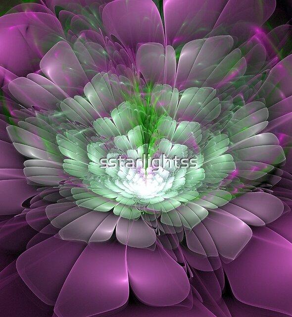 3D Blooms - Bouquet by sstarlightss