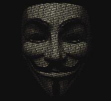 Anonymous Tee | Unisex T-Shirt