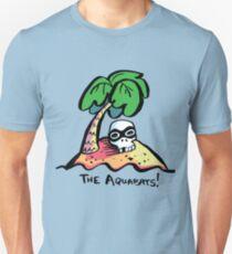 The Aquabats! Desert Island Skull! T-Shirt