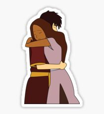 Avatar- Zutara Sticker