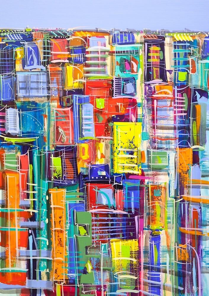 Urban delight by Adam Bogusz