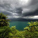 Massive storm about to hit Rotorua by Michael Treloar