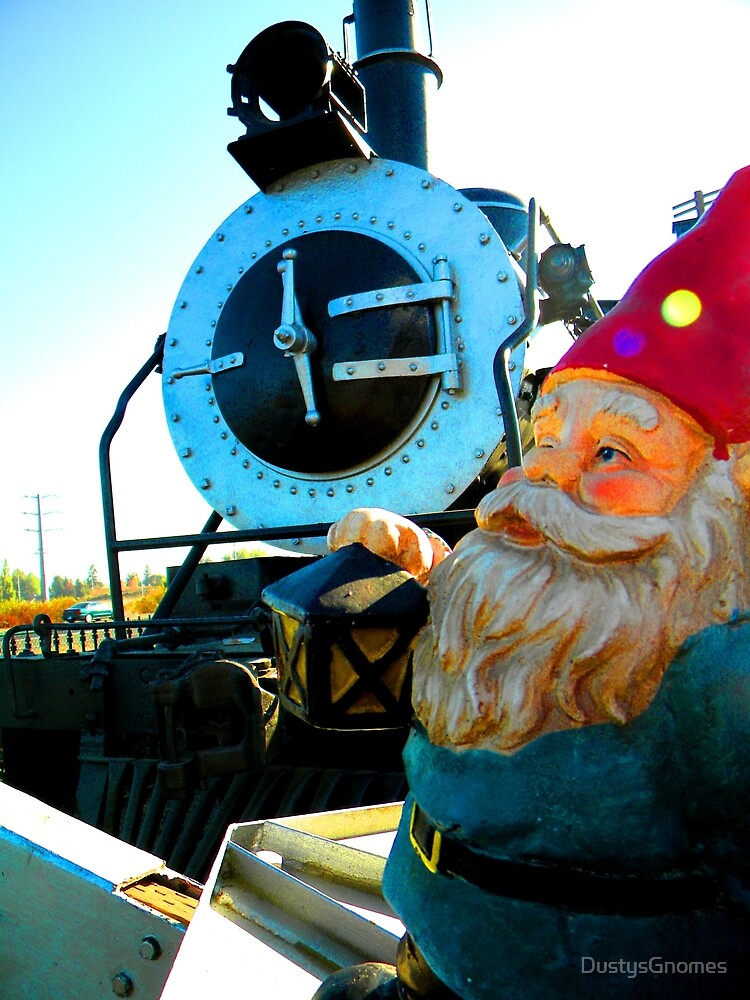Engine Gnome by DustysGnomes