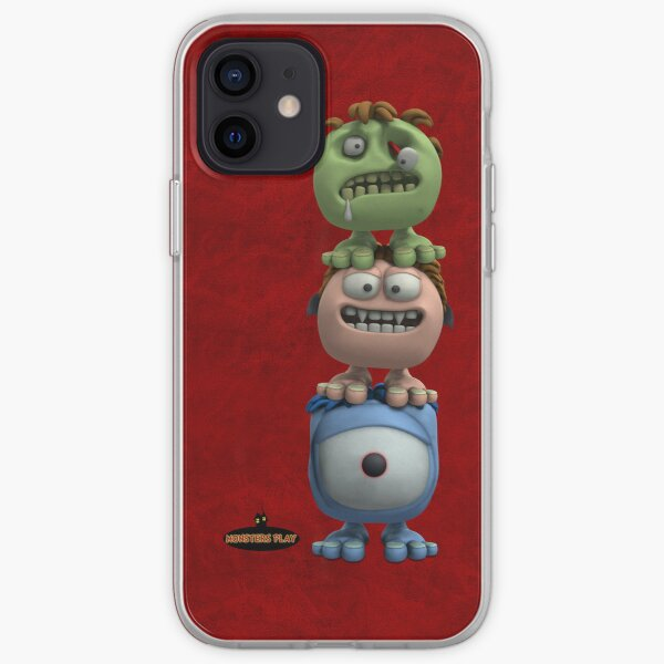 Monster Stak - iPhone Case  iPhone Soft Case