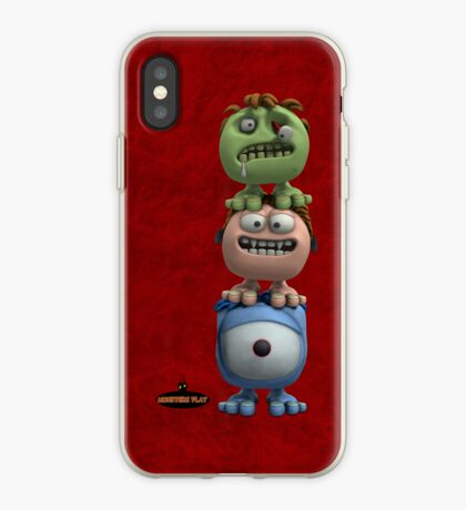 Monster Stak - iPhone Case  iPhone Case