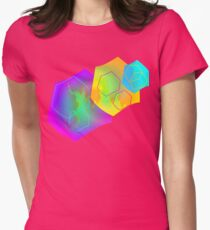 Retro-80s Abstracts T-Shirt