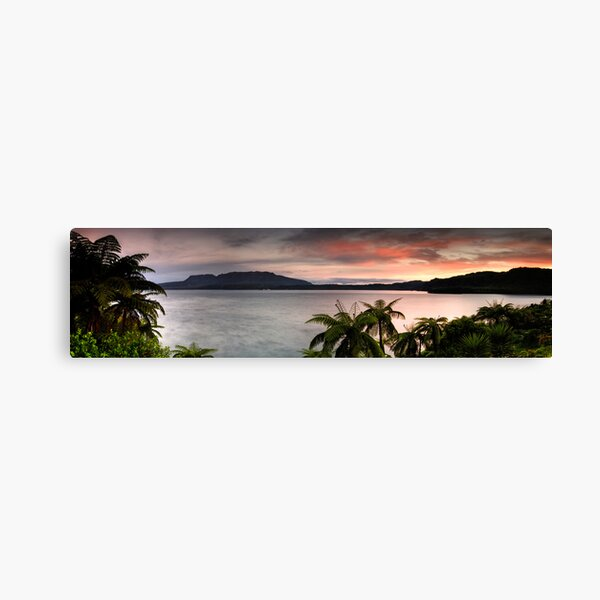 End of the Massive Storm Canvas Print