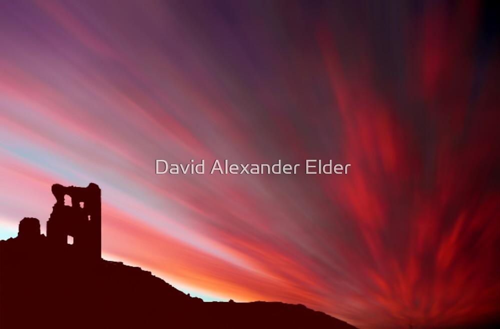 Past Time Travel by David Alexander Elder