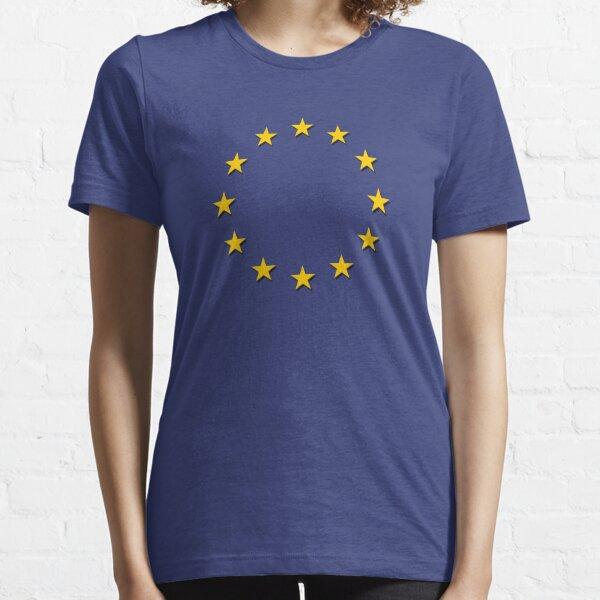 Europe - I Love The European Union ~ EU Flag T-Shirt Drapeau Design Essential T-Shirt