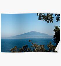 Vesuvius Poster