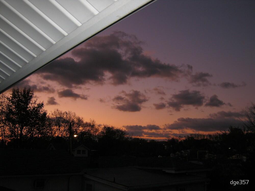 November Morning by dge357
