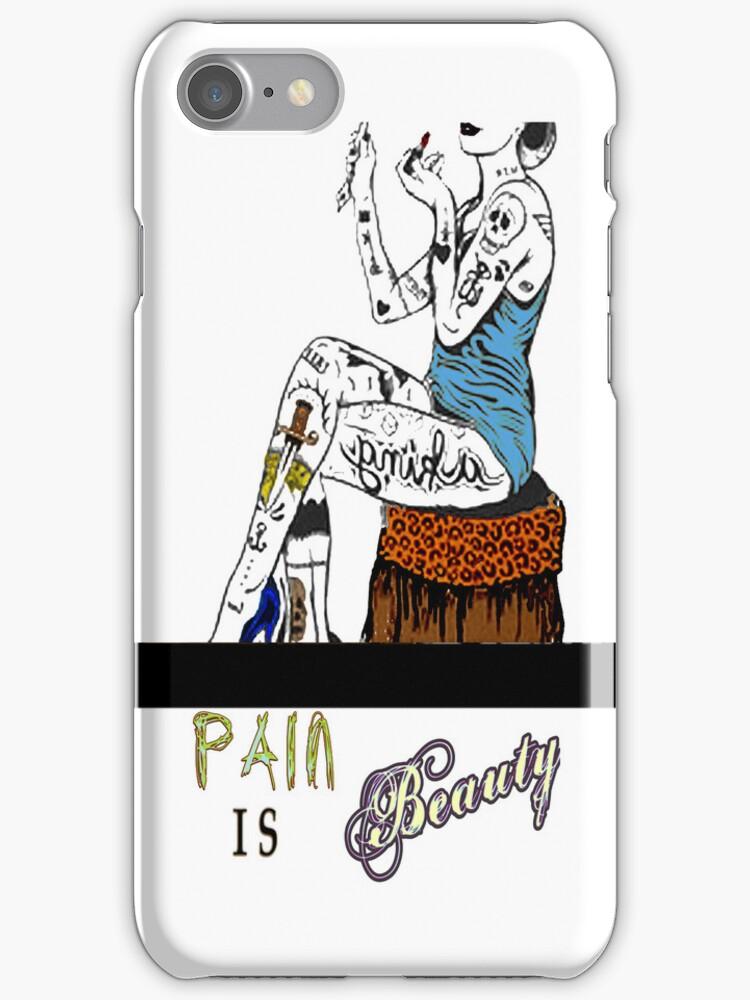 Pain is Beauty by princessvenom