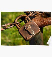 Locked ~ Unlock me!  Poster