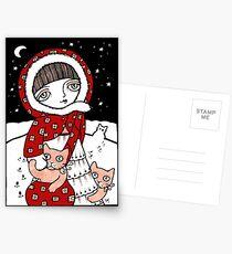 Lumi Kissat Postcards