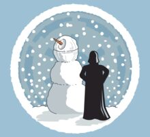 """That's no Snowman"""