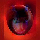 H - In blue and red by Ronny Falkenstein - 2