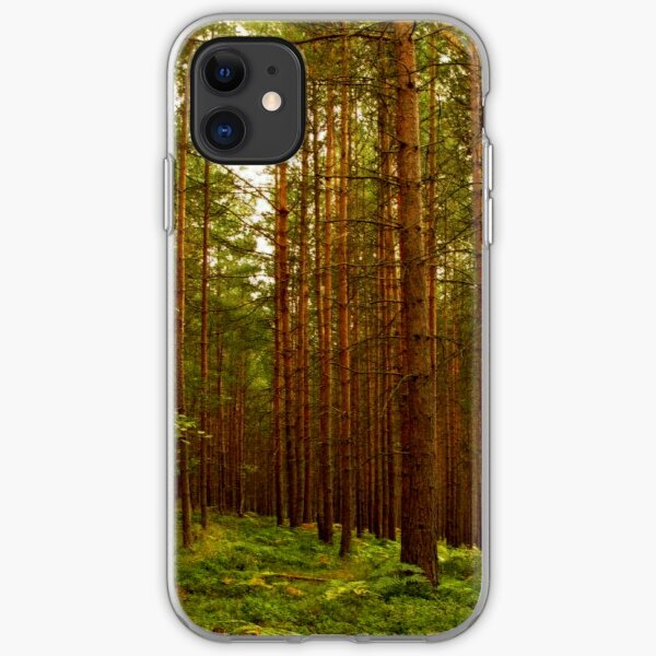 Trees iPhone 4 Case iPhone Soft Case