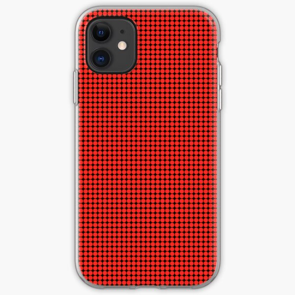 Red Spots iPhone 4 Case iPhone Soft Case