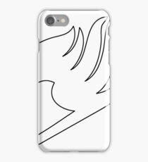 FAIRY TAIL GUILD MARK/LOGO fairy tail guild mark logo show it off peeps iPhone Case/Skin