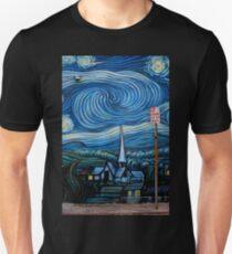 Starry Night Unisex T-Shirt