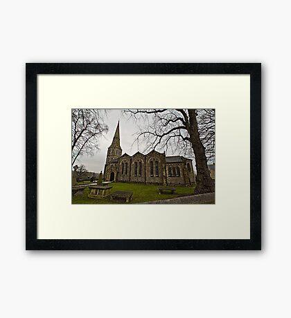 Christ Church, Chatburn Framed Print