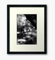 Ghostly Apparition I Framed Print