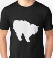 kitten  white Unisex T-Shirt