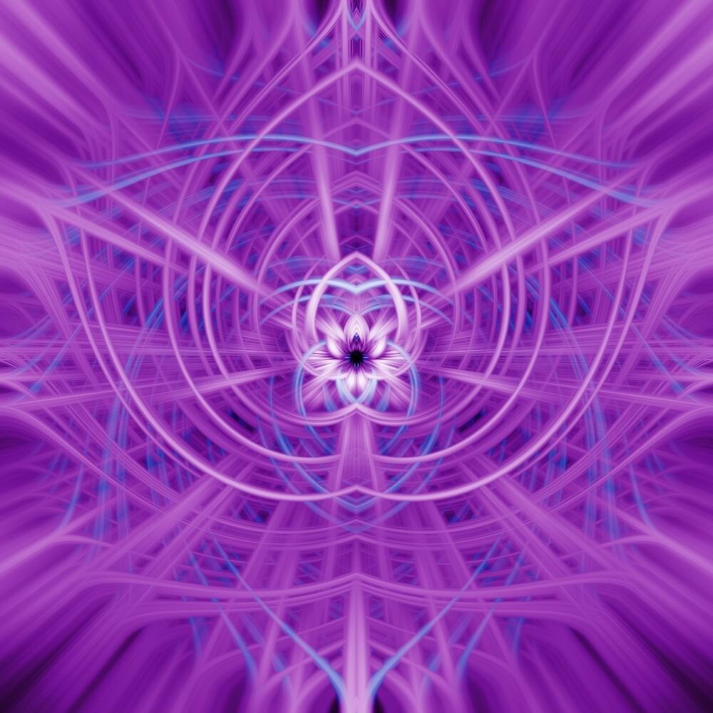 Purple Twirl by PixelsbyDezine