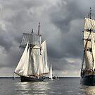Maritime Calendar August by smilyjay
