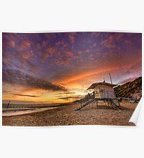 LifeGuard - Sunset Poster