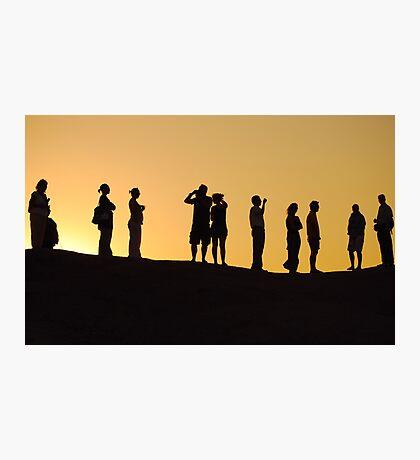 Sinai Sunset Photographic Print