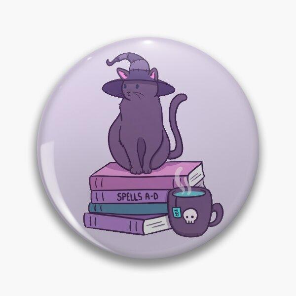 Katzen vertraut Button