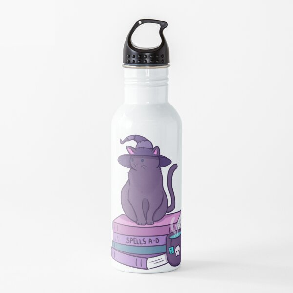 Feline Familiar Water Bottle