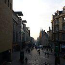 Buchanan Street, Early Morning by Yonmei