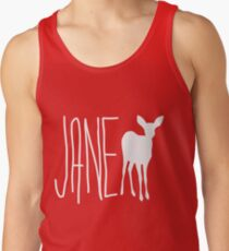Max's Shirt - Jane Doe  Tank Top