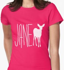 Max's Shirt - Jane Doe  Women's Fitted T-Shirt