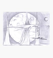 3rd Moon Photographic Print