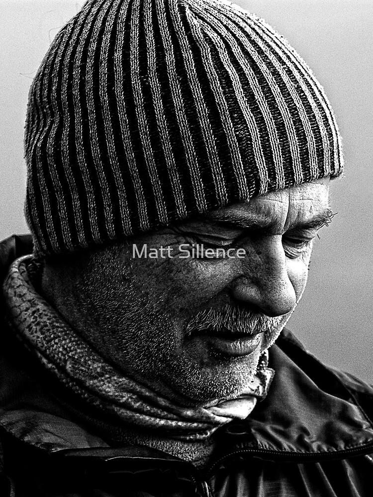 Geoff Ward by Matt Sillence