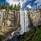 Vernal Falls by Cat Connor