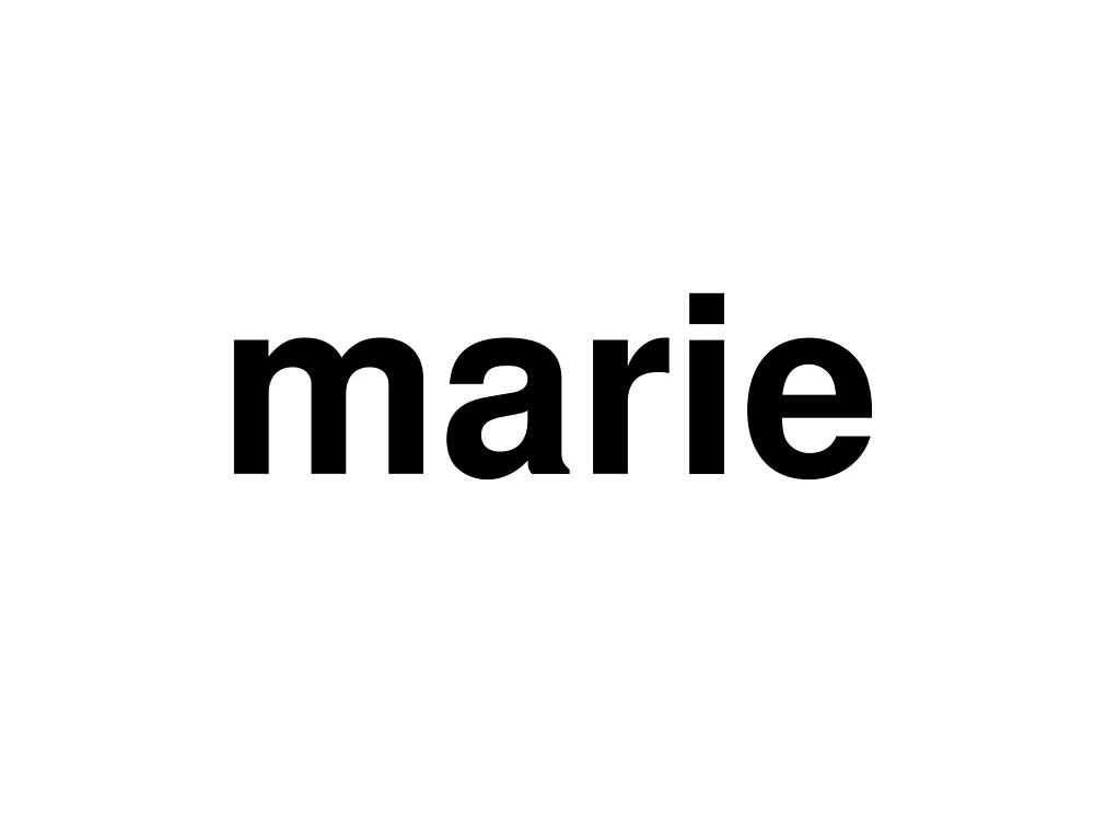marie by ninov94