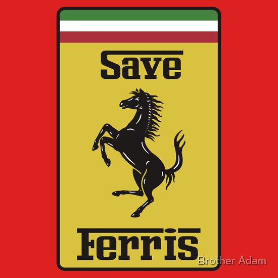 TShirtGifter presents: Save Ferris