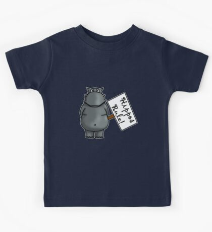 Hippos Rule Kids Clothes