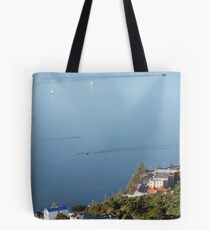 Oriental Bay Tote Bag