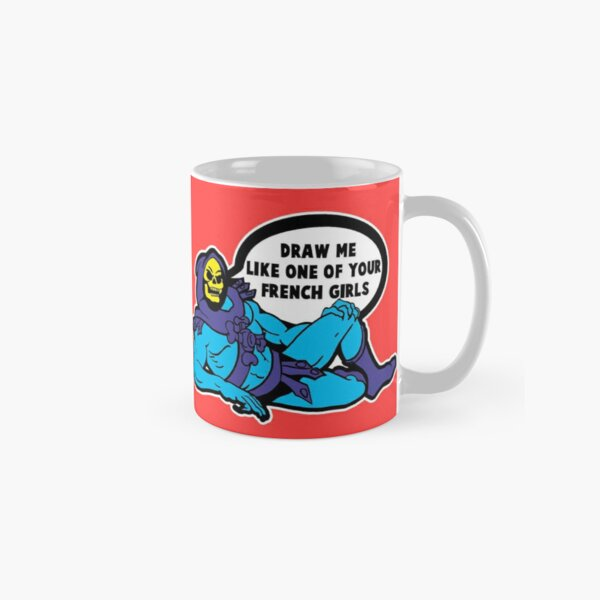 SKELETOR SAYS... Classic Mug