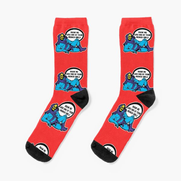 SKELETOR SAYS... Socks