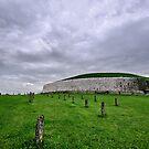 Newgrange.. by Michelle McMahon