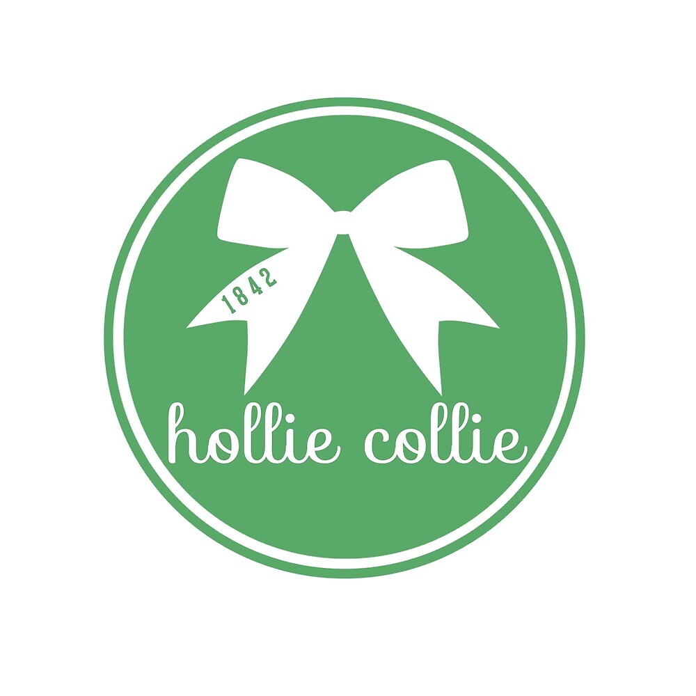 Hollie Collie Bow - Green by Megan Sauciuc